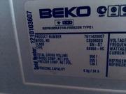 Продам холодильник BEKO CS 236020 б/у идеальное состояние.5500 грн