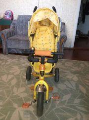Трехколесный детский велосибед Ламборджини