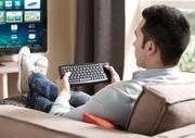 Беспроводная мультимедийная клавиатура Trust