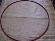 Продам металлический обруч и хула хуп