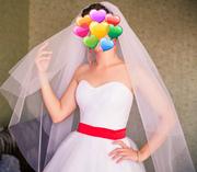 Продаю короткое свадебное/выпускное платье