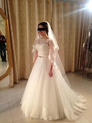 Продам красивое свадебное платье от Queen Style (Харьков)