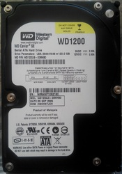 Жесткий диск WDC WD1200JS-00MHB0