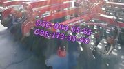Прицепная борона Pallada 3200-01-ELVORTI-Червона зирка