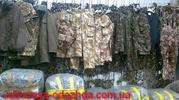 Военная одежда и обувь всех стран НАТО, пот