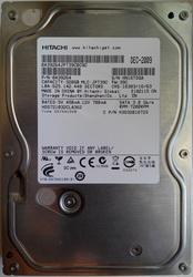 Жесткий диск (не рабочий) Hitachi HDS721032CLA362