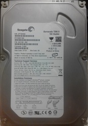 Жесткий диск Seagate ST3160811AS