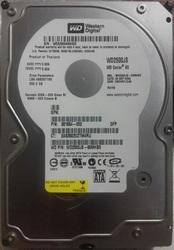 Жесткий диск WDC WD2500JS-60MHB5