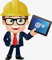 Быстрый ремонт ноутбуков и офисной периферии.