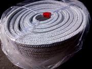 Уплотнительный квадратный плетеный шнур  (для котлов)