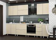 Кухни модульные фабричные (МДФ крашеный,  пленочный,  ДСП)
