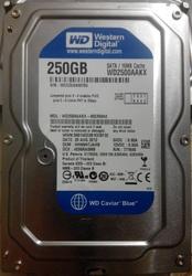 Жесткий диск WDC WD2500AAKX-00ERMA0