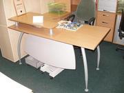 Офисная мебель для персонала под заказ.