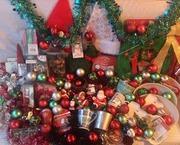Рождественские украшения оптом!