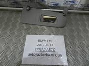 51167248855 козырек солнцезащитный bmw f10