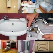 Сантехник,  установка,  ремонт,  услуги мастера.