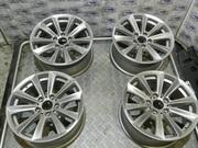 диск титан R17 комплект BMW F10 разборка бмв f10