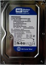 Жесткий диск WDC WD2500AAKX-603CA0