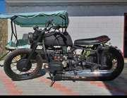 Срочно продам мотоцикл Днепр,  1986 г.в.