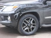 запаска с резиной титан R18 Lexus Lx 570
