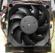 Кулер на медных трубках для процессора AMD