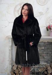 Шикарная норковая шуба размер 44 46 махаон