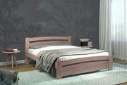 Кровати Клен из натурального дерева (бук)