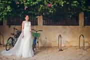 Свадебное платье Fara Sposa б/у