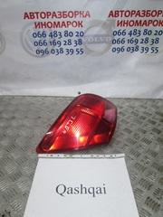 26555EY00A Стоп задний на Nissan Qashqai (J10)