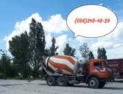 Бетон от производителя в Харькове