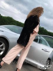 Женская шуба норковая размер 44 46 поперечка