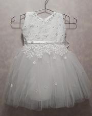 Карнавальный костюм Снежинка на девочку от 3 до 5 лет