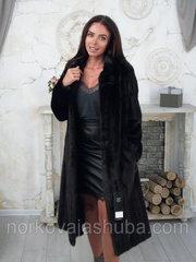 Роскошная шуба норковая классика махаон размер 52 54