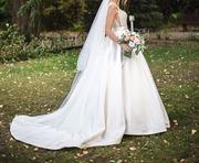 Продам свадебное платье,  без дефектов