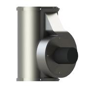 Дымосос Exhauster H-0220 для котлов и дымоходов (регулируемый) - БИОПР