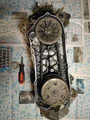 Продам рабочий движок на Suzuki street magik tr50v