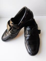 Туфли на липучке мальчику. В идеале