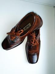 Туфли коричневые мальчику. Новые