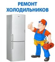 Ремонт холодильников,  морозильных камер всех марок