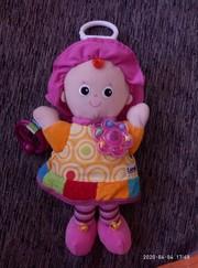 Развивающая куколка Моя подружка Эмили