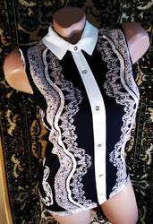 Фирменная блузка поло в идеале
