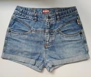 Шорты джинсовые в идеале