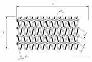 Изготовление сеток конвейерных,  транспортерных,  для глазировки