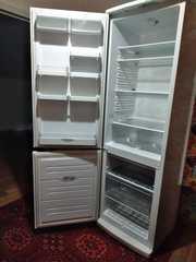 Продам Б/У двухкомпрессорный холодильник ATLANT