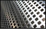 Перфорированный лист стальной