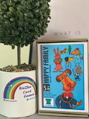 Детская настольная игра Счастливая семейка