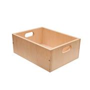 Ящик для хранения из фанеры