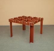 Ячеистые столы облегченной конструкции для раскроя гипсокартона