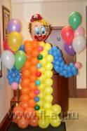 Воздушные шарики для детей.