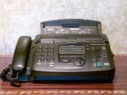 Телефон/факс Panasonic KX-FP88RS продам